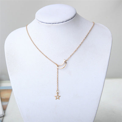 Star Necklace For Women