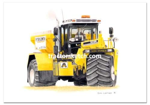 Big A Spreader - tractorsketch.com