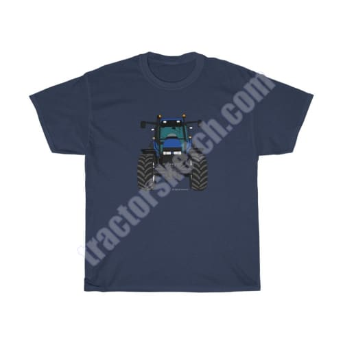 Blue Tractor #2 Men's Classic Fit T-Shirt / New Holland