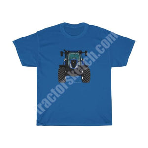 Blue Tractor Men's Classic Fit T-Shirt / New Holland