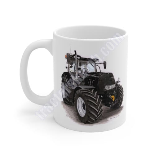 Case IH Puma 165 Black Mug 11oz / Mugs / Tractor