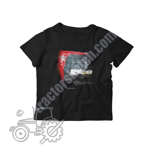 Case IH Puma Kids Softstyle T-Shirt - tractorsketch.com