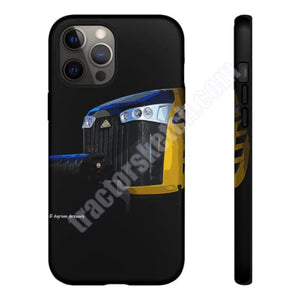 Mobile Phone Case - Challenger MT700E Tractor iPhone Samsung Cell Holder Cases
