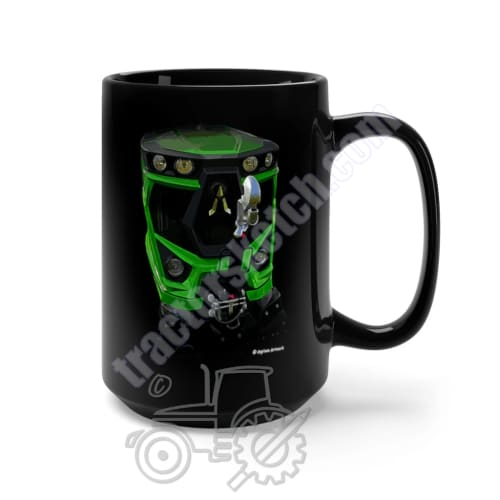 Deutz Fahr Series 6 Black Mug 15oz - Fahr, Mugs