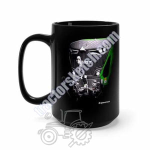 Fendt 942 tractor black mug coffee gift store