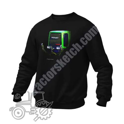 Fendt Favorit 800 Men's Sweatshirt - tractorsketch.com