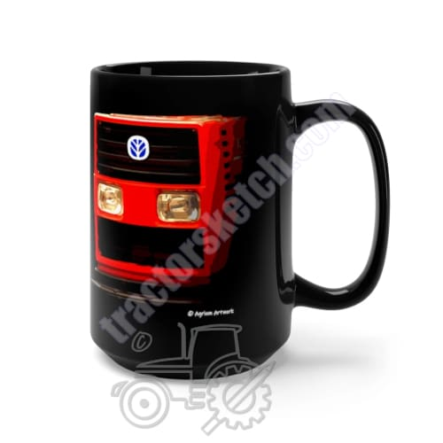 Fiat 110-90 Black Mug 15oz - Fiat, Mugs