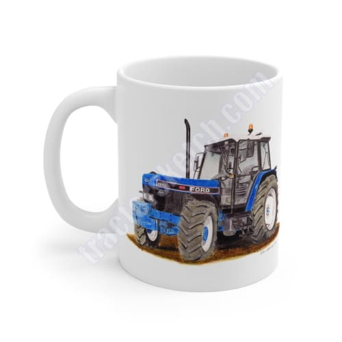 Ford 7840 Mug 11oz / Mugs / Tractor