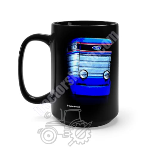 Ford TW-35 Black Mug 15oz - Ford, Mugs