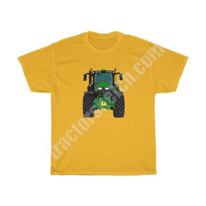 Green Tractor Men's Classic Fit T-Shirt / John Deere