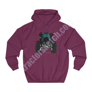 Men's Unisex Valtra T series T234 Tractor Hoodie Jumper Cartoon Tractor collection