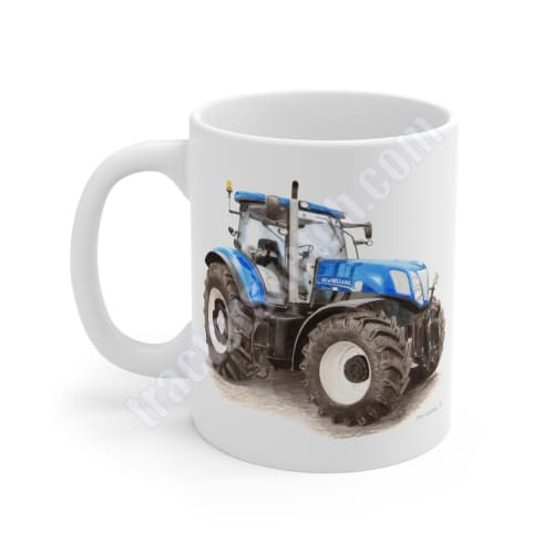 New Holland T7.260 Tractor Mug 11oz / Mugs
