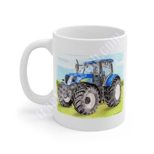 New Holland T7040 Tractor Mug 11oz / Mugs