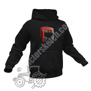 Men's Unisex Kubota Kubota M7 Tractor Hoodie Jumper Shadow Tractor collection