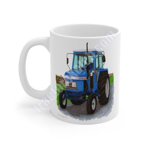 Leyland 272 Tractor Coffee Mug Mugs Tea Coffee