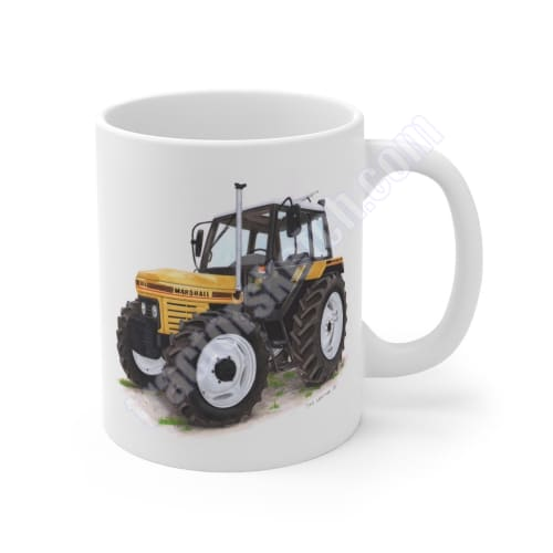 Marshall 804 Tractor Mug 11oz / Mugs Coffee Enthusiast, Classic