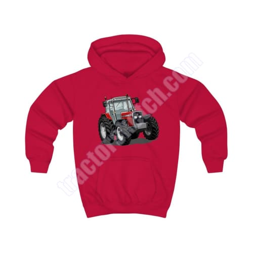 Massey Ferguson 399 Tractor Kids Hoodie - Various colours /