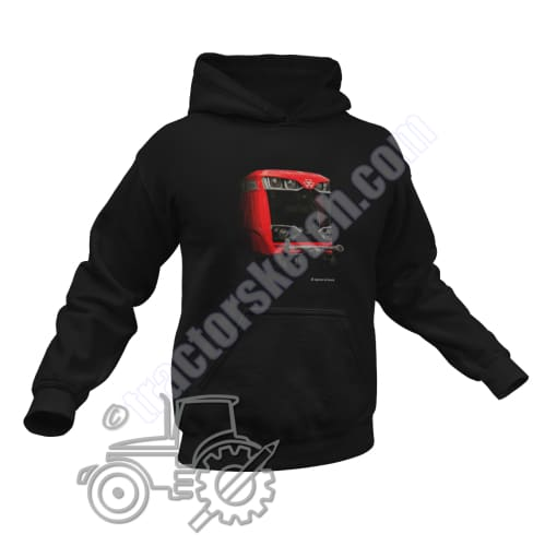 Men's Unisex Massey Ferguson 7726S Tractor Hoodie Jumper Cartoon Tractor collection