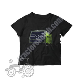 MB-Trac Kids Softstyle T-Shirt - tractorsketch.com