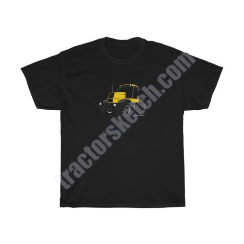 JCB Fastrac 185-65 Silhouette Men's Classic Fit T-Shirt /