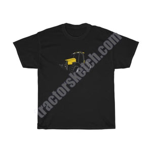 JCB Fastrac 2135 Silhouette Men's Classic Fit T-Shirt /