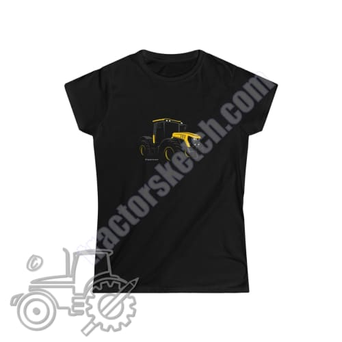 JCB Fastrac 4000 Series Silhouette Ladies Softstyle