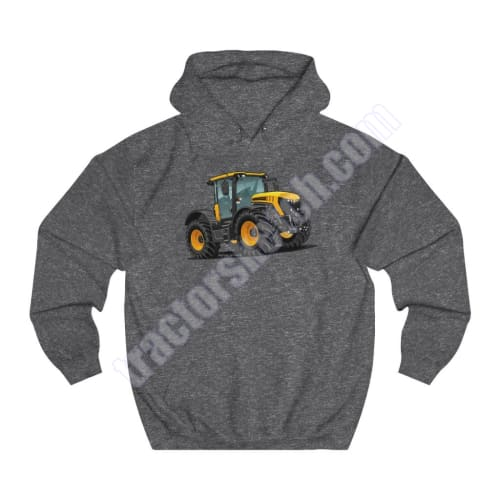 Men's Unisex JCB Fastrac 4000 4220 Tractor Hoodie Jumper Tractor collection