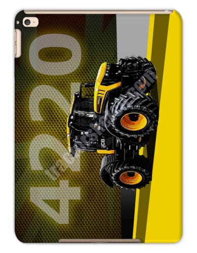 Yellow Fastrak 4220 Tablet Cases / JCB - Fastrac - Tractor