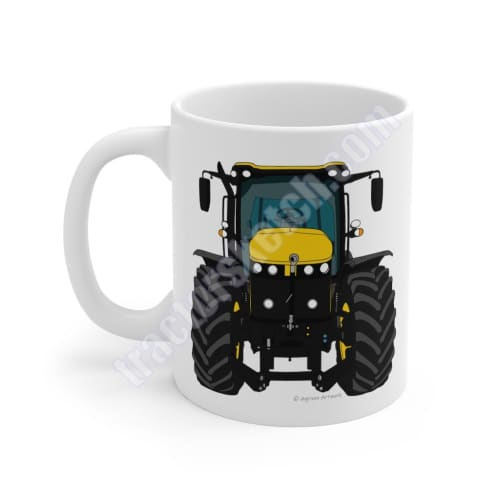 JCB Fastrac 4220 Tractor Mug Coffee Tea Gift Store accessories