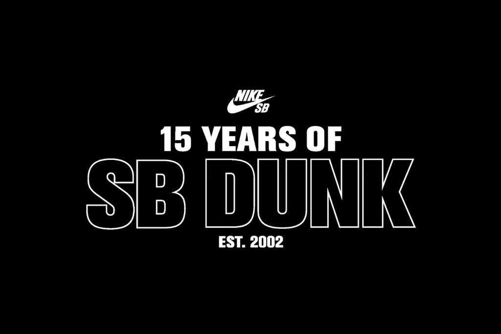 Nike SB Look Back on 15 Years of the SB Dunk