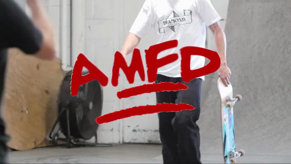 AMFD, Brandon Biebel Full Part