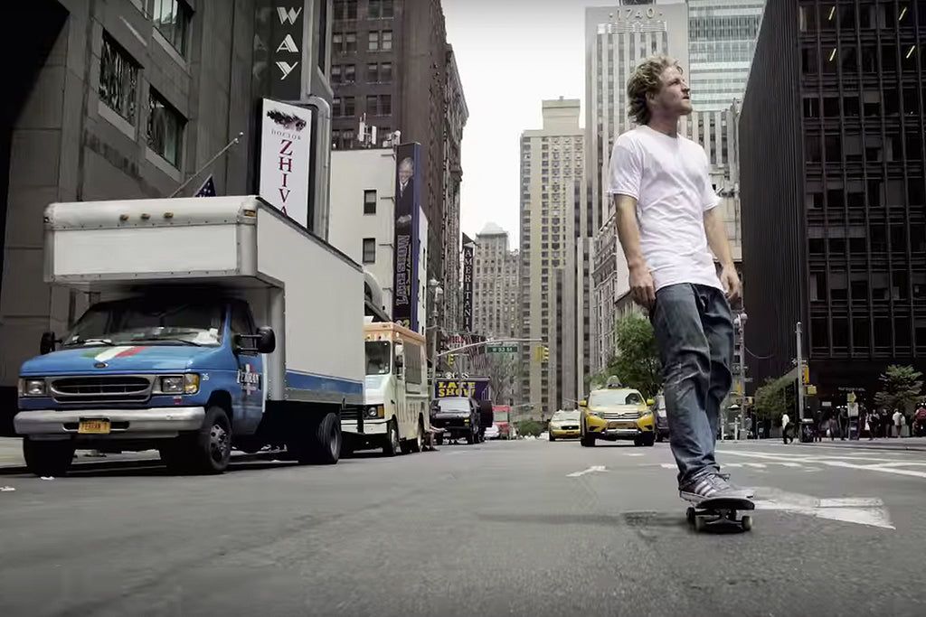 Adidas Skateboarding Away Days Trailer