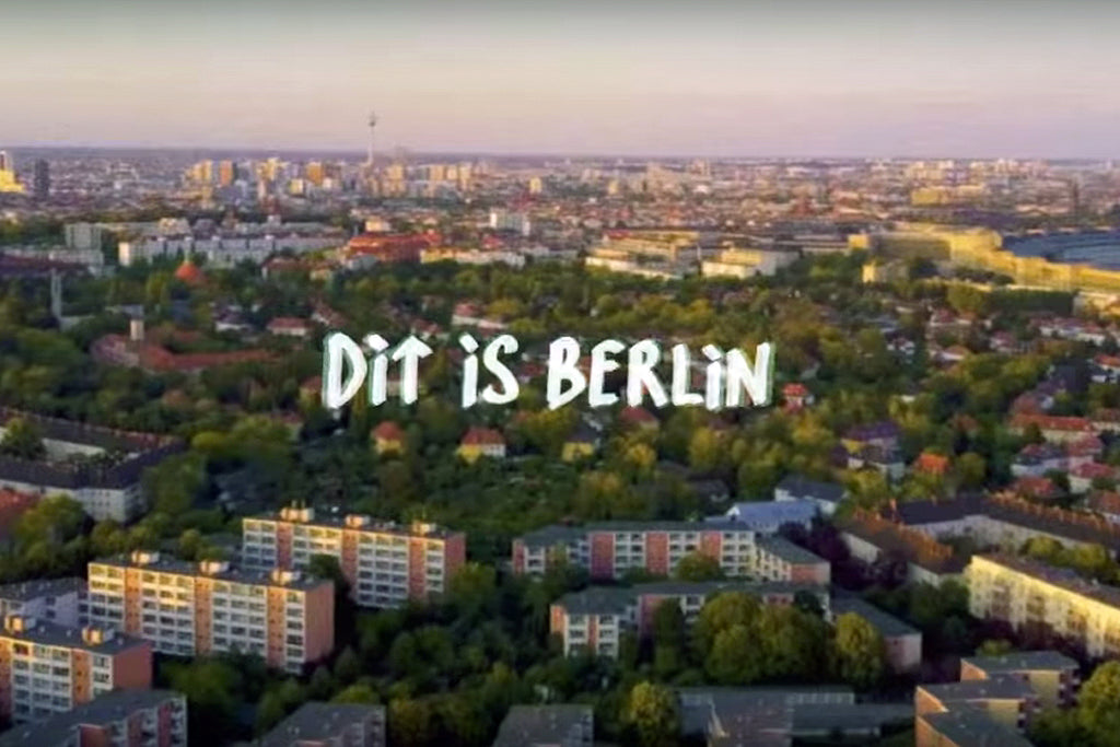 """Dit is Berlin"" featuring Adi Skate riders"
