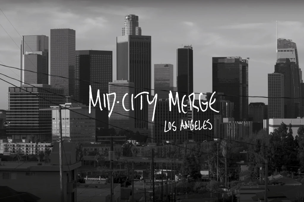 Adidas Skateboarding Mid-City Merge