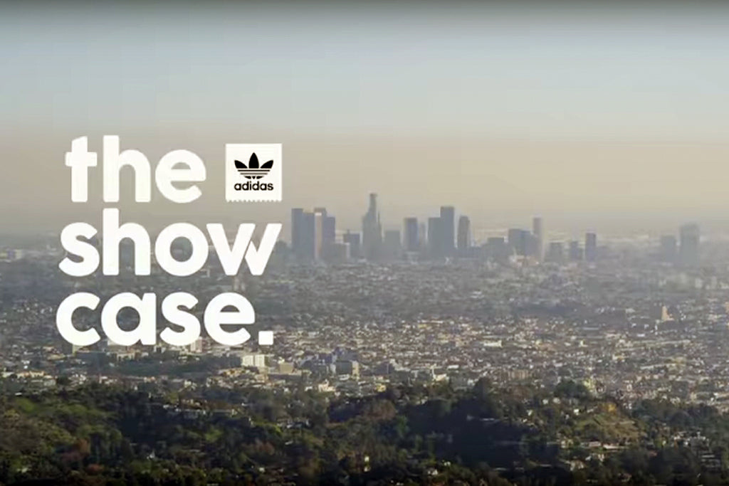 Adidas Skateboarding - The Showcase