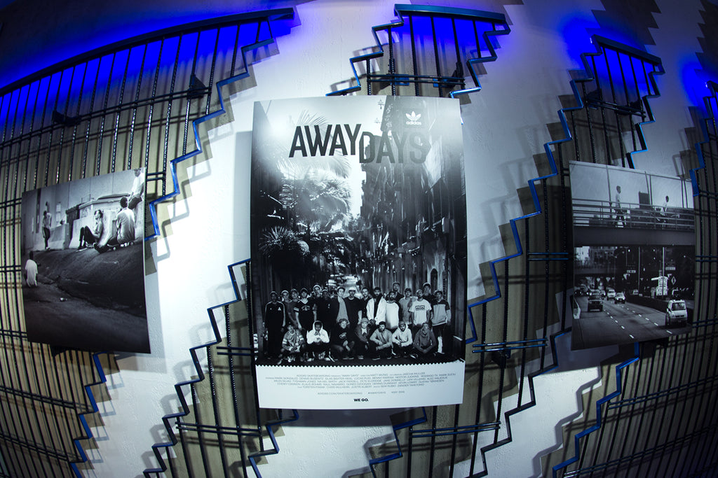 The Adidas Away Days London Premiere