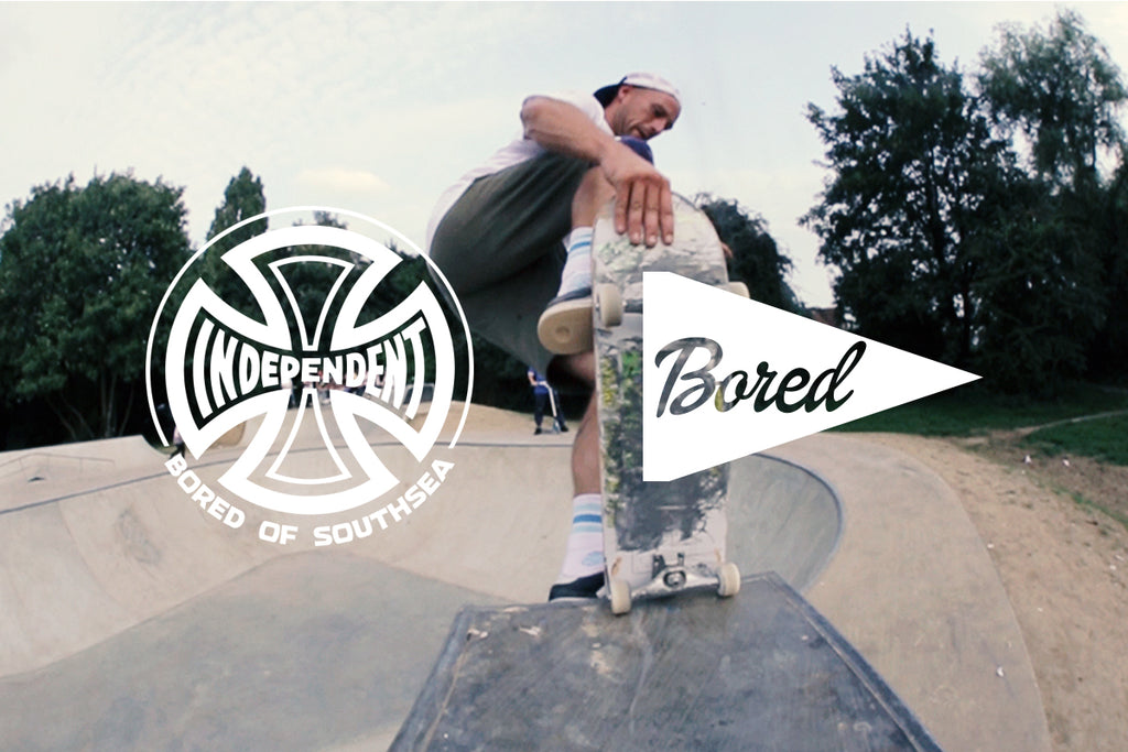 Independent Trucks x Bored of Southsea