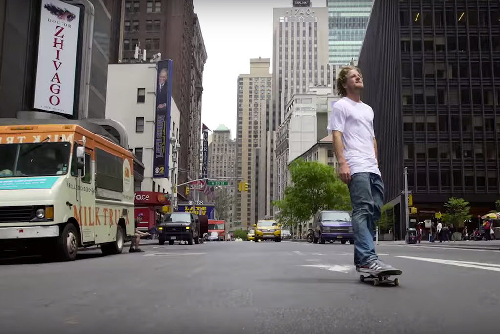 "Dennis Busenitz's ""Up to Speed"" Documentary with Adidas and Thrasher"