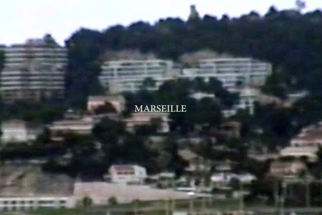 Marseille - for Carhartt WIP