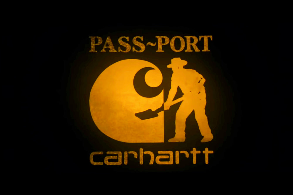 "Carhartt WIP x Pass~Port - ""Kiss Me In The NT"" Video"