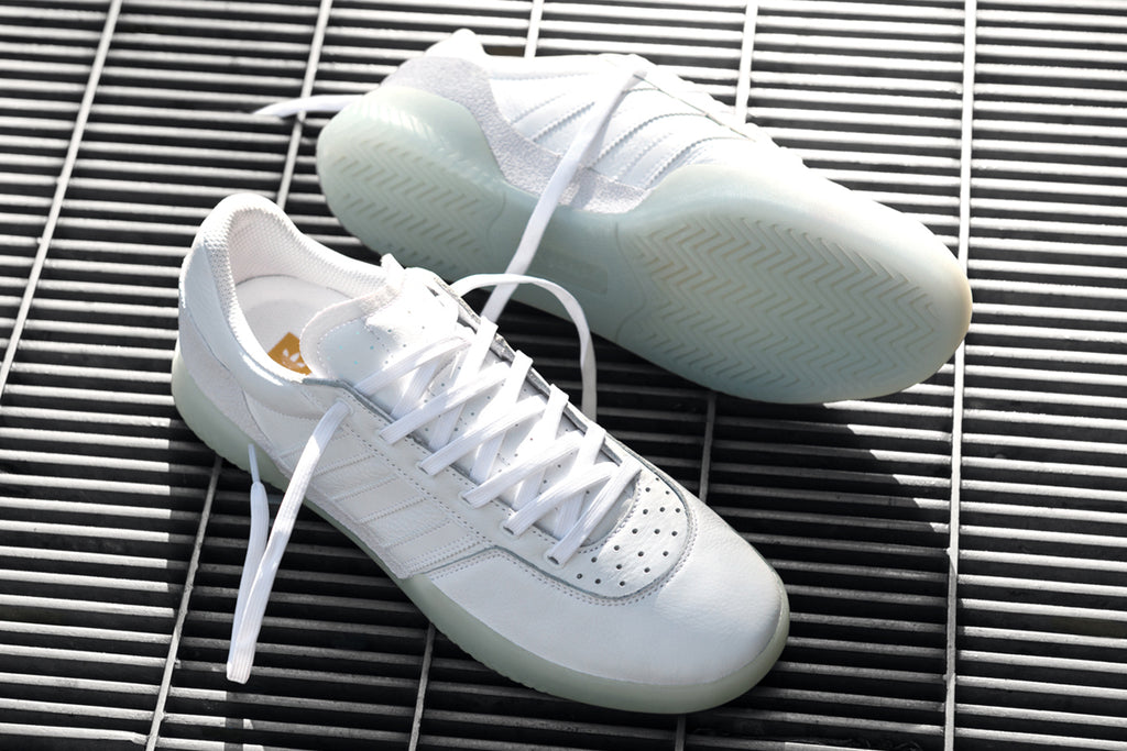 Adidas Skateboarding City Cup - White