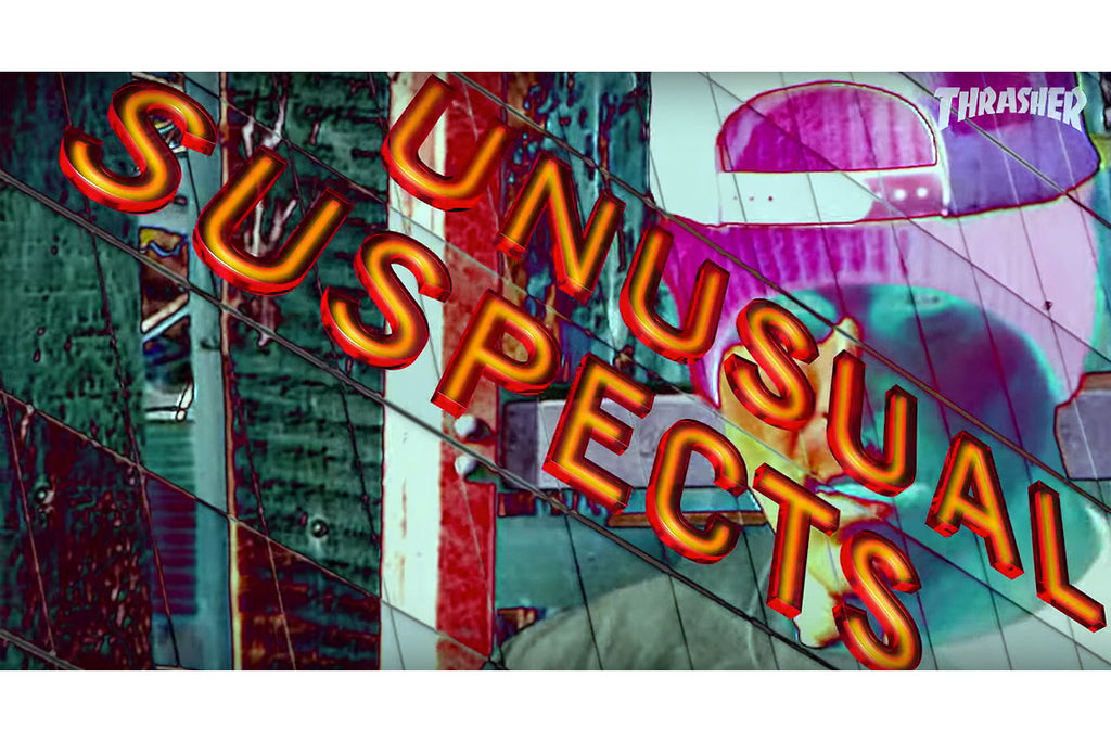 "Converse ""Unusual Suspects"" Video"