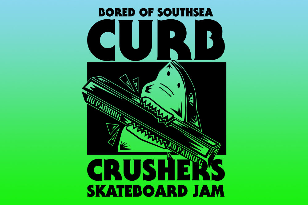 The Curb Crushers Skate Jam