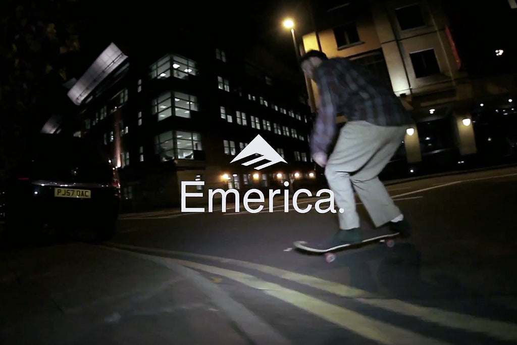 Emerica in Manchester - Hive