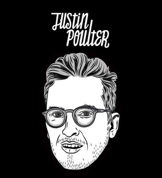 An Interview With Illustrator Justin Poulter
