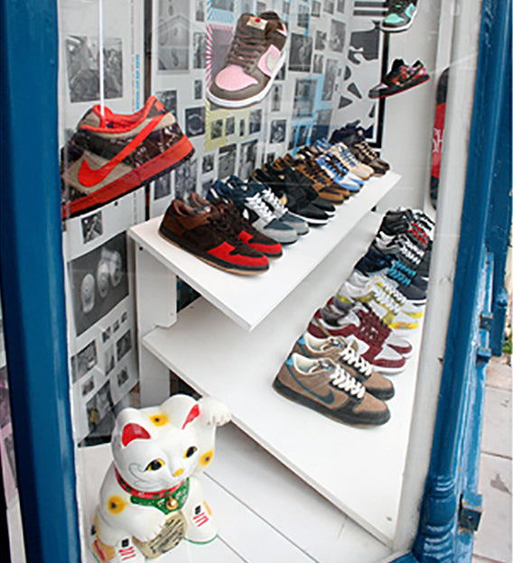 A Look Back At Nike SB And Bored Of Southsea