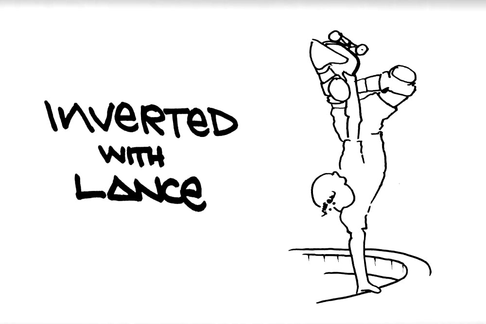 Nike SB - Inverted with Lance - Donovon Piscopo