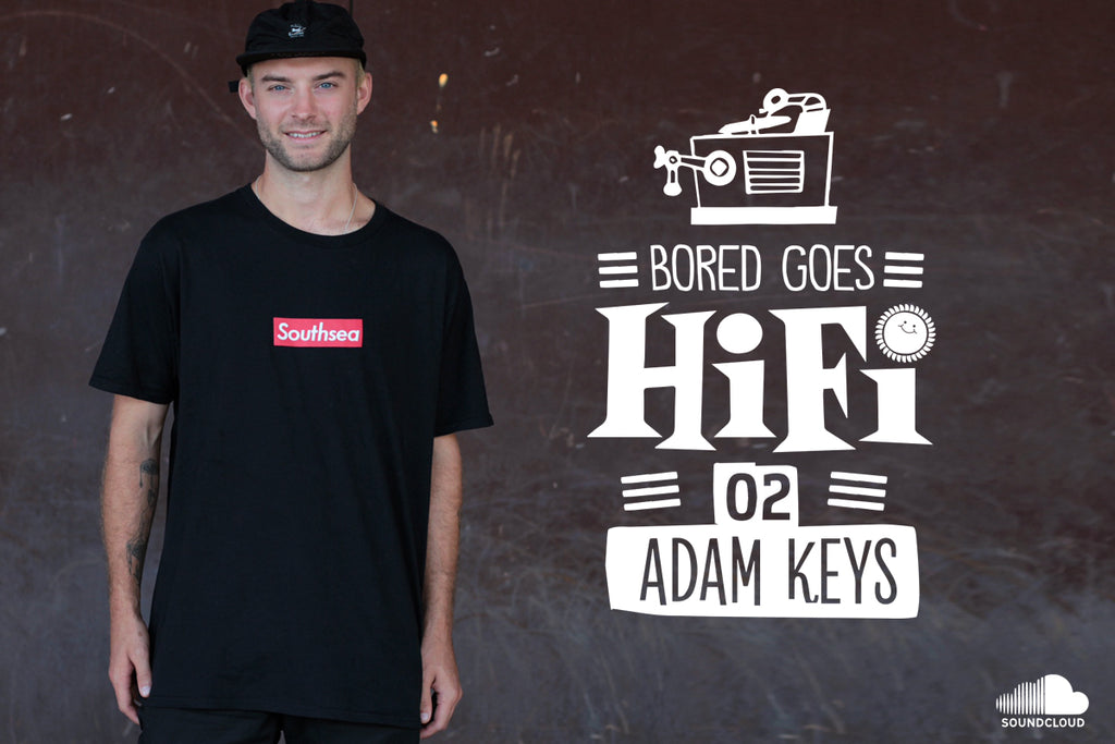 Bored Goes HiFi - Adam Keys