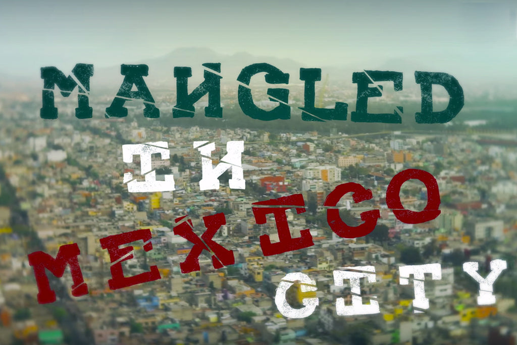 Levi's Skateboarding - Mangled in Mexico
