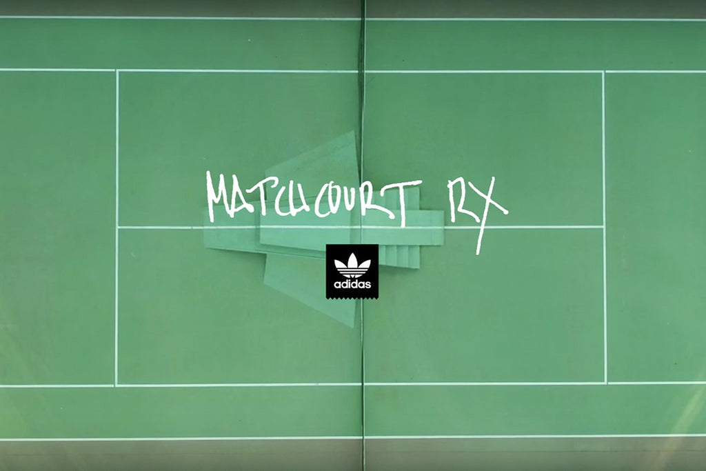 Adidas Skateboarding Introduces the Matchcourt RX